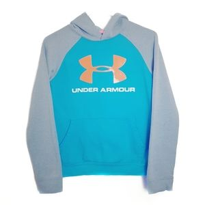 UNISEX UNDER ARMOUR HOODED SWEATSHIRT